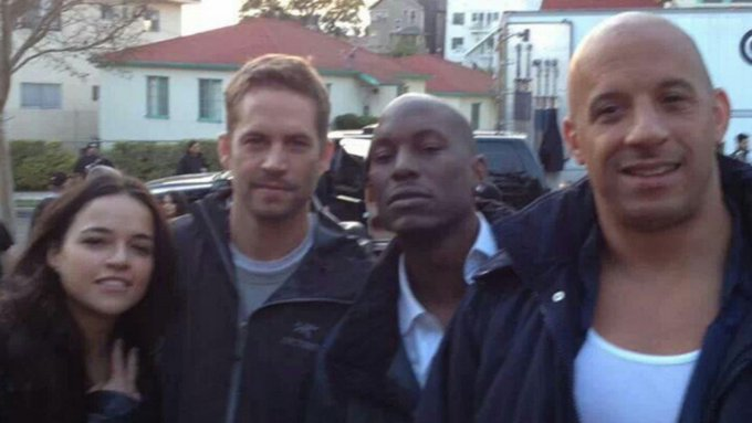 Tyrese, Ludacris and More Fast & Furious Co-Stars Wish Vin Diesel Happy Birthday in