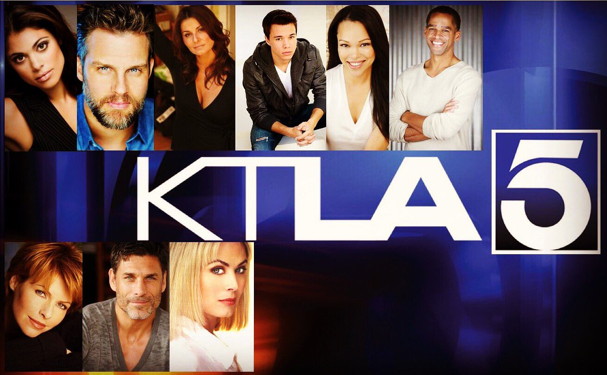 Check me out on #Ktla tonight @10pm. Seems like old times  God is so good  #passions #passionsreunion #passionsfanfest<br>http://pic.twitter.com/AwlOufMPrF