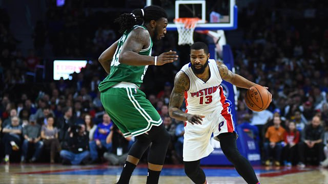 Marcus Morris reached out to Celtics legend Paul Pierce for advice on playing in Boston. https://t.co/7MjwIFLqv7