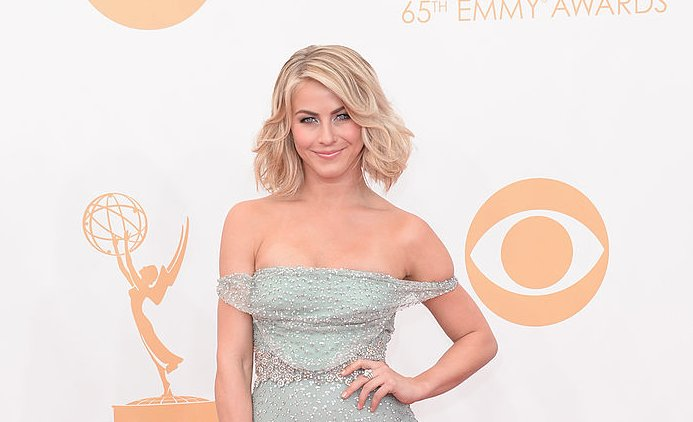 Happy Birthday, Julianne Hough! 10 of Her Most Beautiful Red Carpet Looks