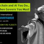 Join @AIIMIntl's #IG free #Virtual Event July 20th! #AI #Blockchain #IM #StarWars @ChiappeAndrea. Register here ➡️➡️ https://t.co/SQZWzfu5JN