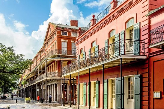 New Orleans is number 1 on our list of the best #US cities to visit when the temperature soars:  http:// bit.ly/2sBNbTT  &nbsp;  <br>http://pic.twitter.com/5HZeUr2mfR