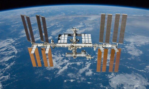 #Tecnología Estación Espacial Internacional pudo verse en el cielo sanrafaelino
