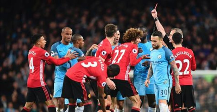 Man City fans in the UK are being forced to pay Man United to watch Friday's Manchester derby: https://t.co/56oHR4jn8v