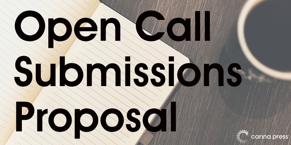 Our Open Call Submission will start accepting soon. Keep an eye out for details! #AmWriting https://t.co/LB7zxsvfKV