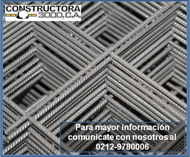 Contamos con Malla Truckson o #Electrosoldada Rollos de 6 x 6 de 100 mtrs2 contactamos al 212-9780006 #19Jul