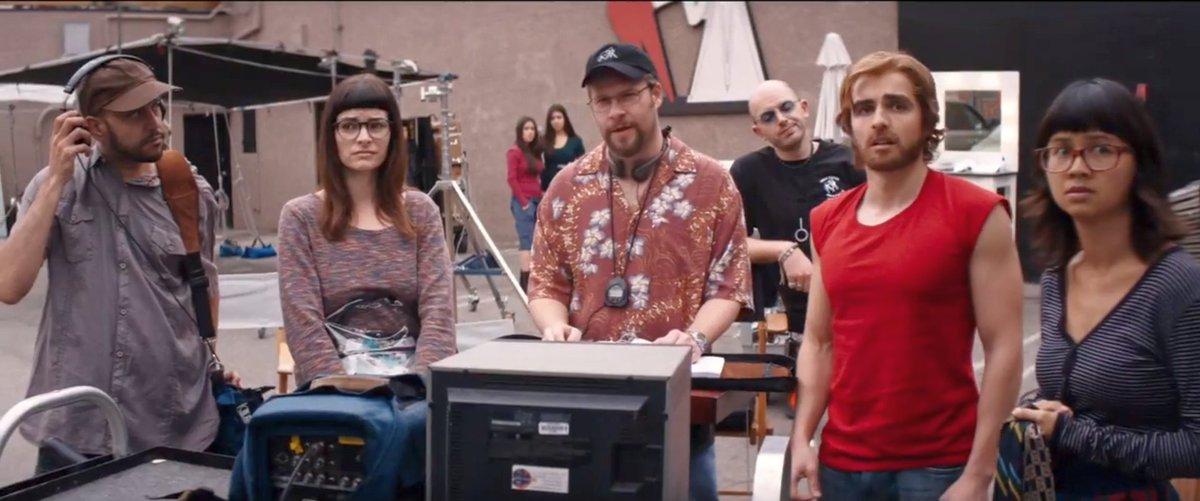 The Disaster Artist Teaser Trailer Featuring James Franco