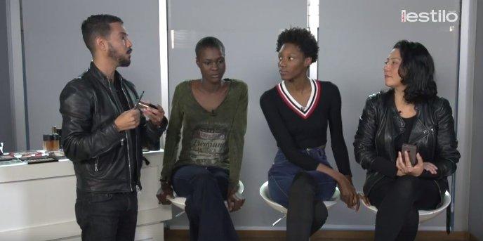 Vamos tirar dúvida de make com o beauty Artist Edu Hyde e as tops Dominique e Indira? Vem, foi bem massa! https://t.co/nKPF1K9VV1