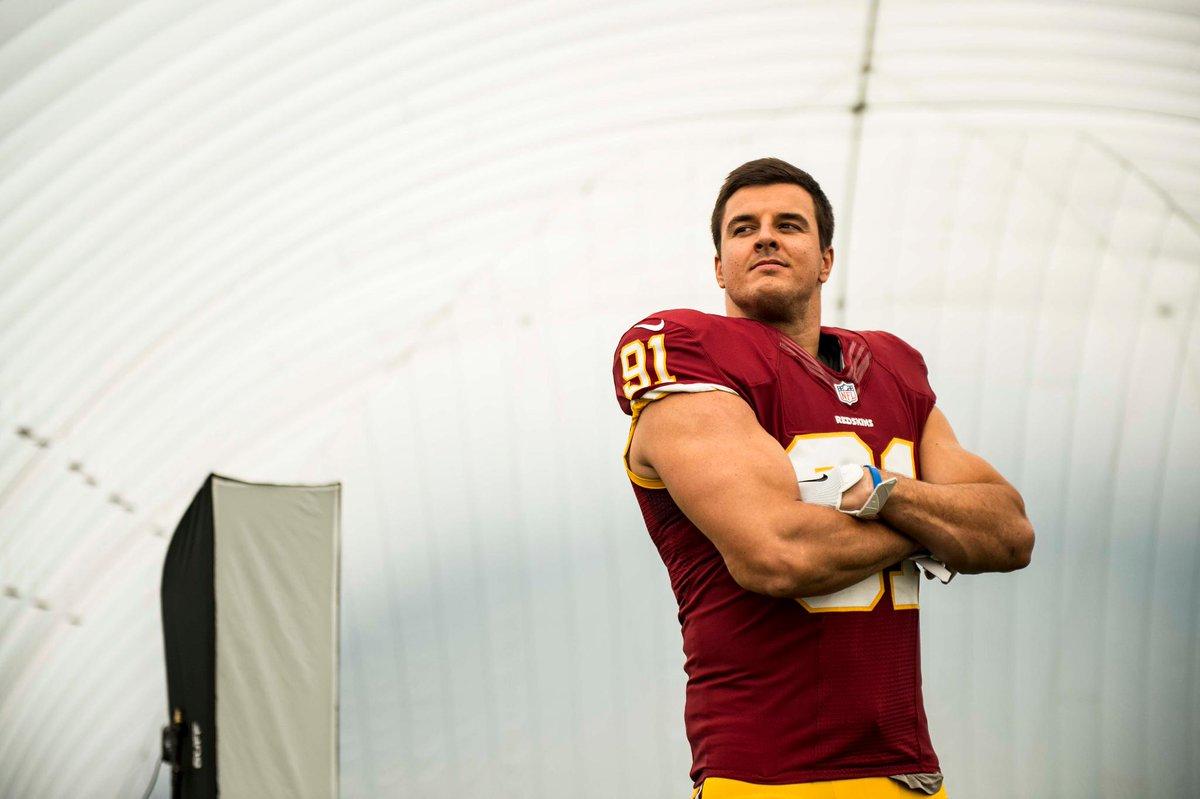 #HBK  @RyanKerrigan91's 2017 #Redskins photo shoot: https://t.co/vIWtOyfpX1