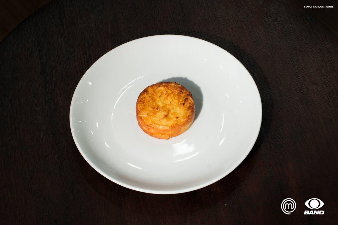Você quer? A queijadinha da @MChefDeborah fez sucesso e a receita já está no nosso site: https://t.co/D7cVHs4FC9 #MasterChefBR