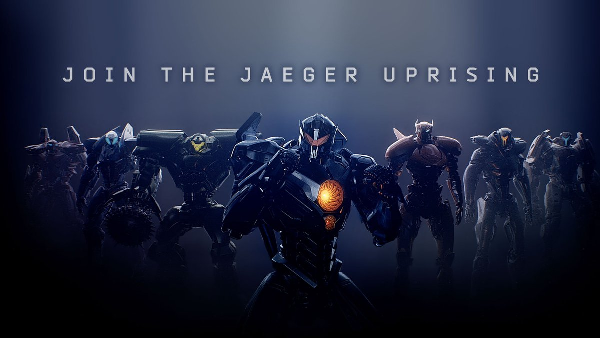 Join the Jaeger Uprising. @JohnBoyega stars in the first teaser for #P...