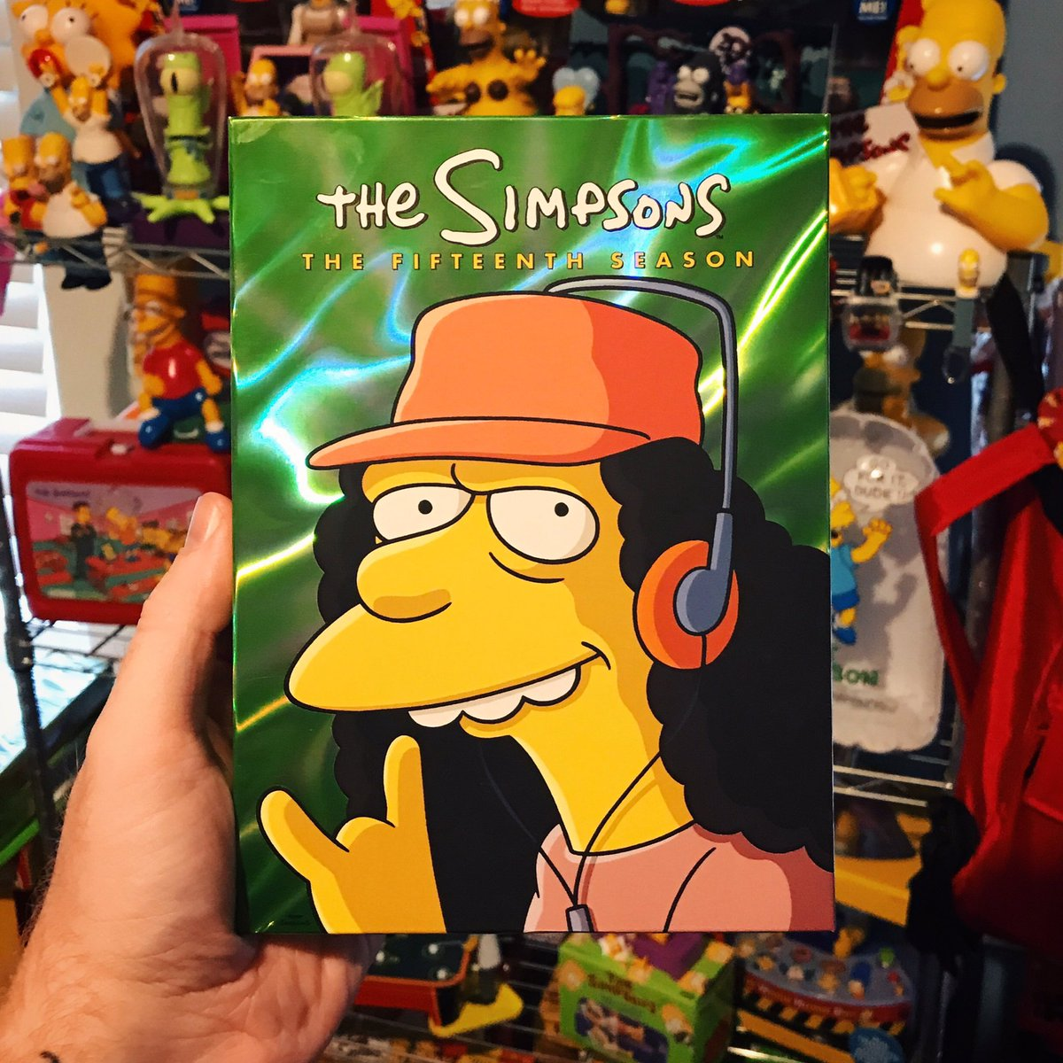 the simpsons bart of darkness