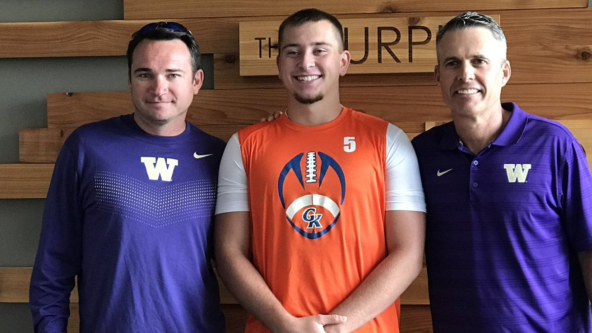 2019 four-star Graham (Wash.) Graham-Kapowsin QB Dylan Morris knew #Washington was home, didn&#39;t want to wait anymore  https:// washington.rivals.com/news/2019-four -star-qb-dylan-morris-always-knew-washington-was-home &nbsp; … <br>http://pic.twitter.com/juTY2PsAcB