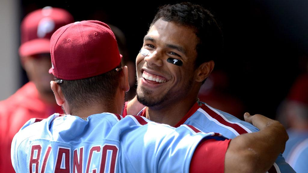 has 11 rbi since the allstar break more than any other player in baseball just a fun fact for
