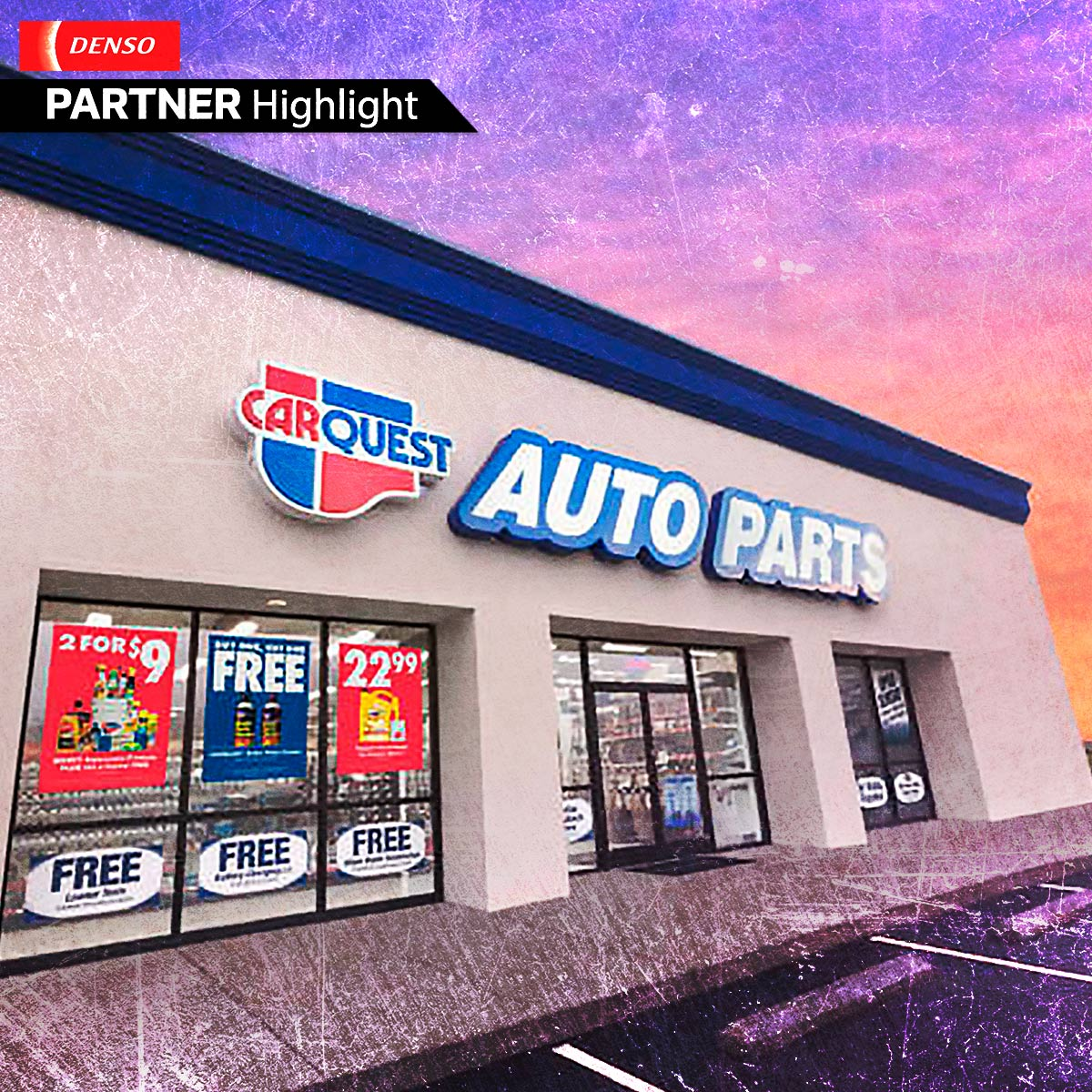 Carquest Auto Parts Near Me >> Denso Auto Parts On Twitter Partner Highlight Carquest