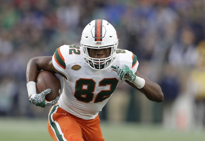 Which ACC school is the king of WR/TE recruiting in recent years? @RivalsFriedman and @Cassidy_Rob says the Canes https://t.co/pbtVqvr8Gc