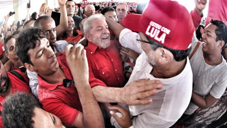Pedidos de filiação ao PT crescem após condenação sem provas de Lula https://t.co/N19VlMlAri