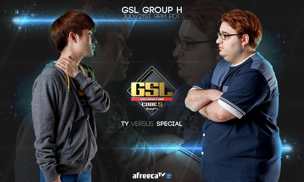 2017 GSL Code S 3. Szezon 1. csoportkör - H csoport