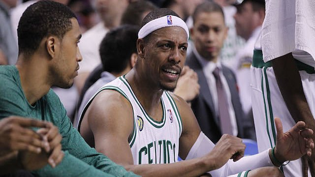 Jayson Tatum already is being compared to Celtics legend Paul Pierce. Here's what 'The Truth' has to say about it: https://t.co/risUsF1HO5