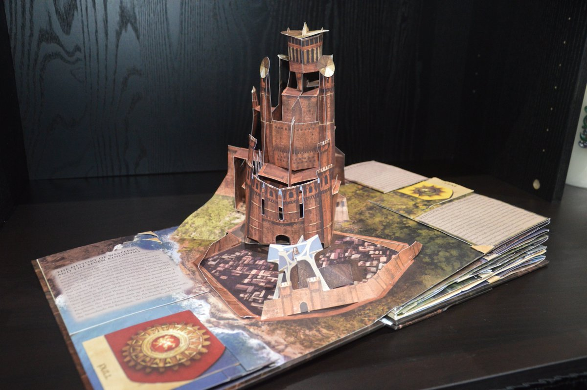 Game Of Thrones On Twitter Explore Westeros Purchase The Insighteditions Pop Up Guide To Today At SDCC Booth 3721