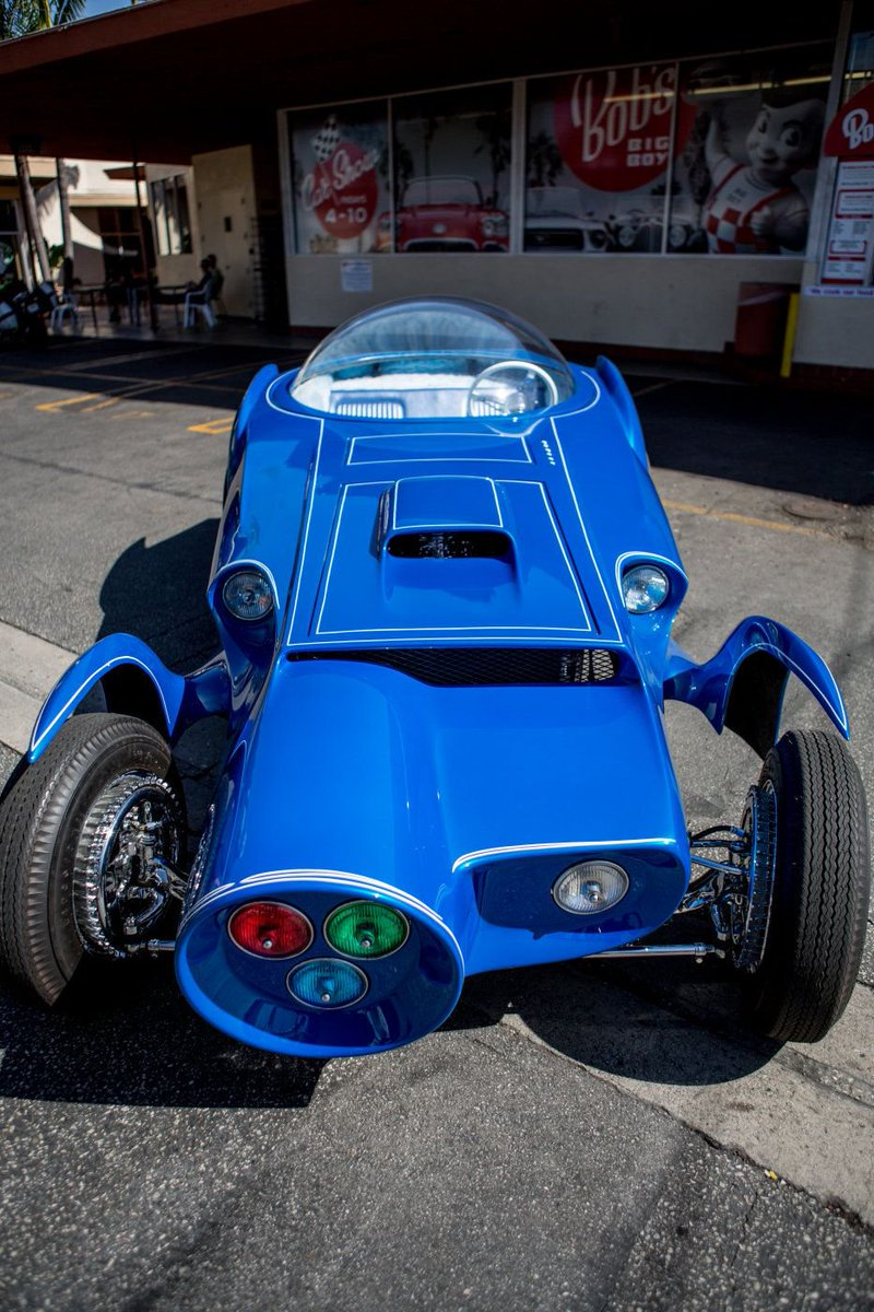 Jay Leno S Garage On Twitter Ed Roth S Orbitron Jaylenosgarage