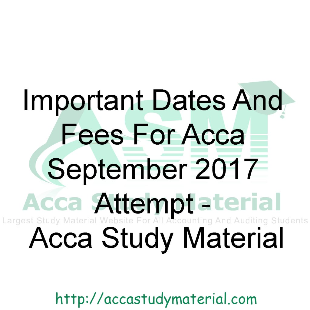 Acca all f1 to p7 study material links free f1,f2 ... - Issuu