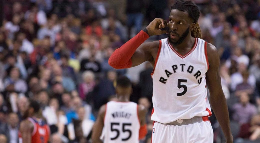 Paul Pierce, Stephen Jackson rip DeMarre Carroll's criticism of the #Raptors.  https://t.co/k0aZy91Eq5