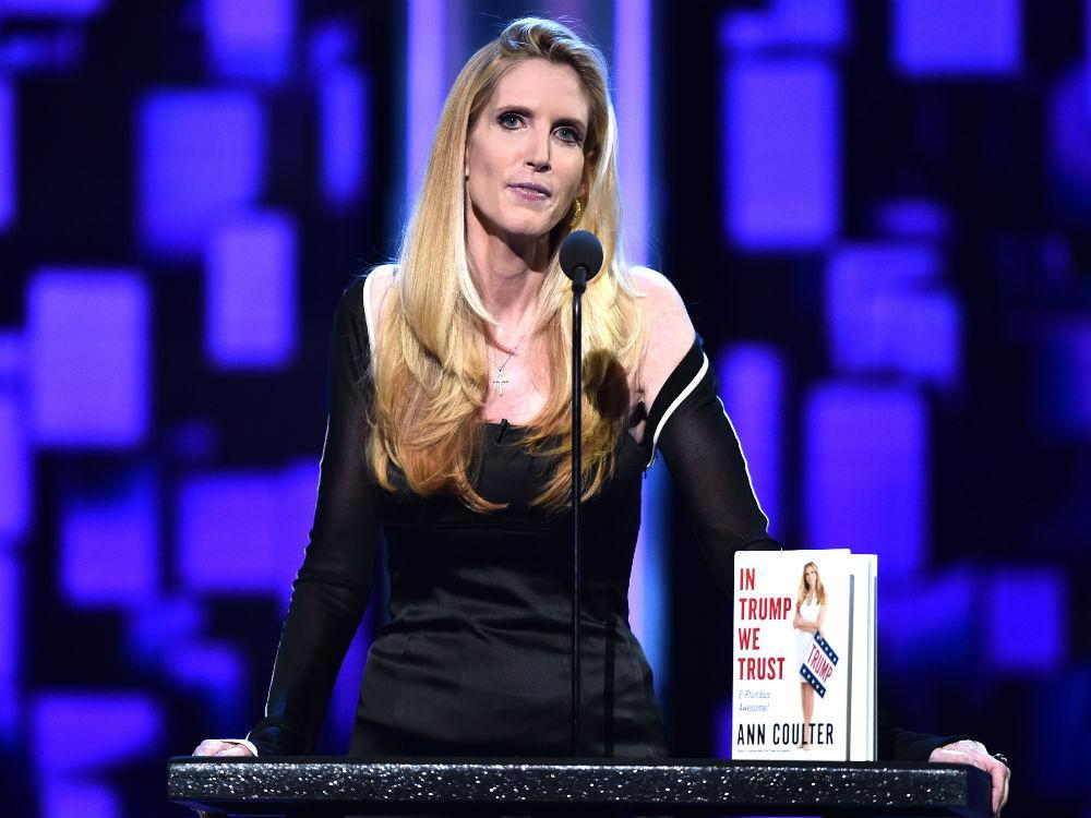 ICYMI: Delta tells Ann Coulter she can have her $30 back, but she won't stop raging on Twitter https://t.co/XcZC9rzyBb