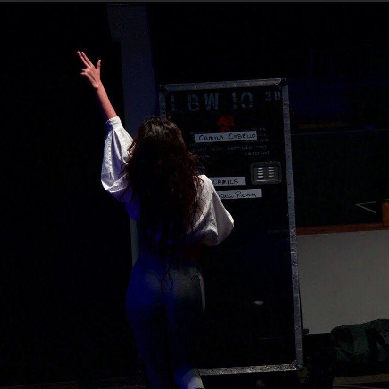 bye bye rehearsal!!!!!!! FIRST DAY OF @BrunoMars 24K MAGIC TOUR TOMORROW 🌹