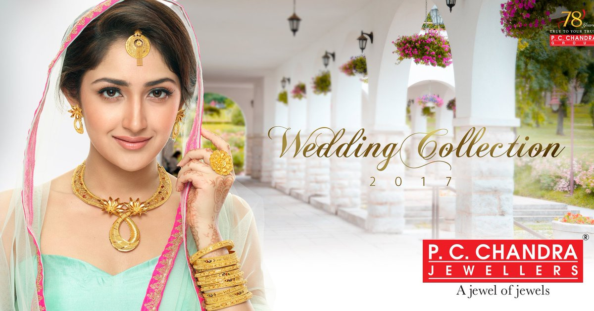 PC Chandra Jewellers on Twitter: \