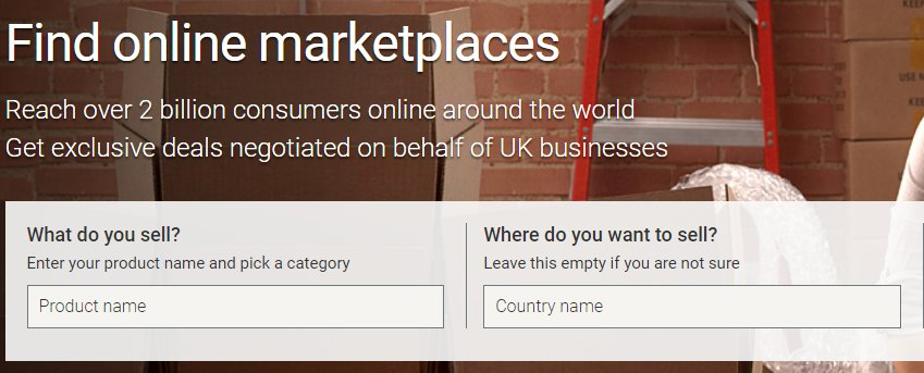Find the right #eMarketplace for your products &amp; start #exporting online  http:// ow.ly/27RL30dM1ko  &nbsp;   #ExportingIsGREAT<br>http://pic.twitter.com/32dqLUUbfG