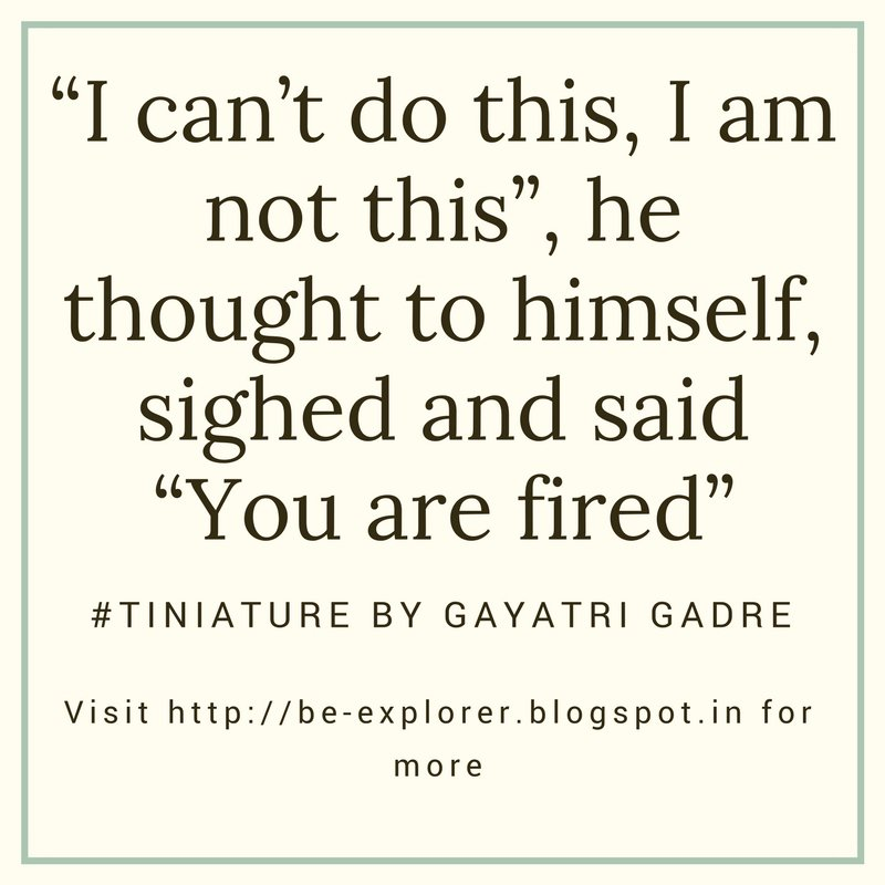 #Tiniature.  To participate- 1.RT 2.reply with ur #TinyStory 3.use #Tiniature #tinystories #microstories #tinytales #amwriting #BeingAuthor https://t.co/zsTnDhuqEP