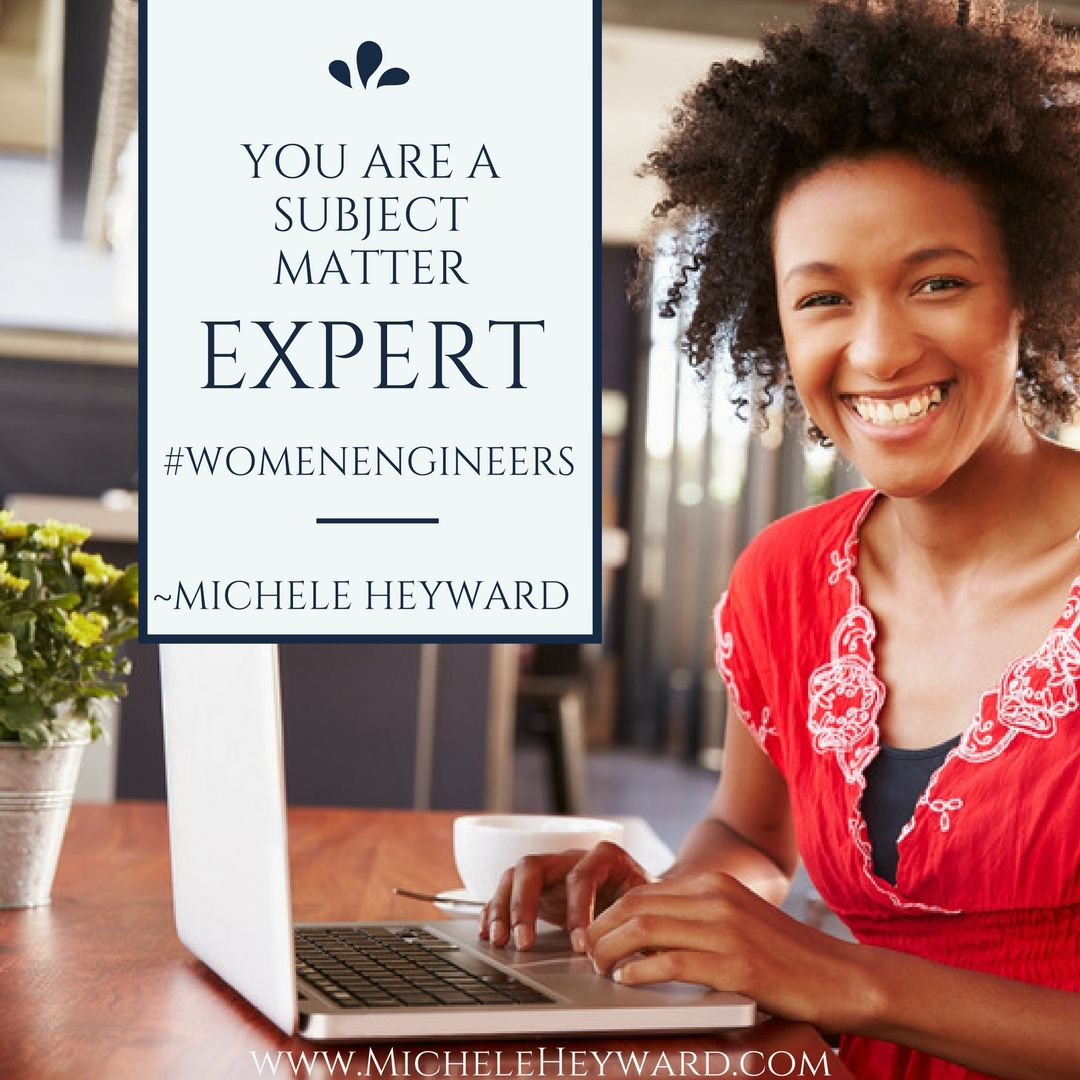 What are you a subject matter expert in #WOCinSTEM #BlackandSTEM ? <br>http://pic.twitter.com/Ha7J7Nv919