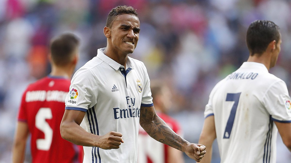 Man City and Chelsea are going to head-to-head in a battle to sign Real Madrid's Danilo.  ESPN sources: https://t.co/MyWXNm7IBP
