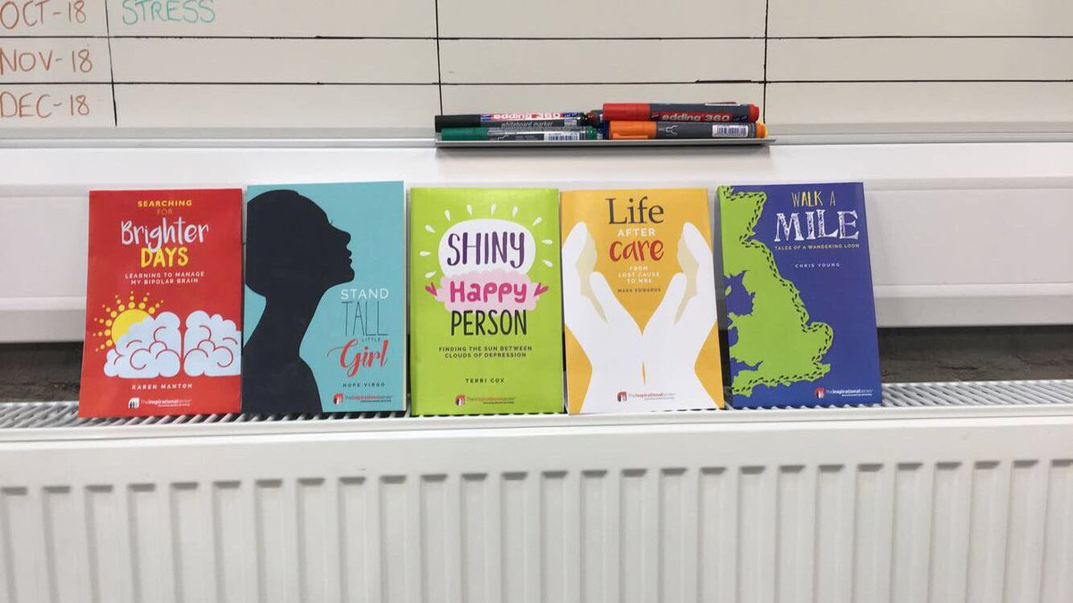 Look at all the beautiful new #mentalhealth titles my team at @trigger_press are #publishing  <br>http://pic.twitter.com/RXhO9hjgfY