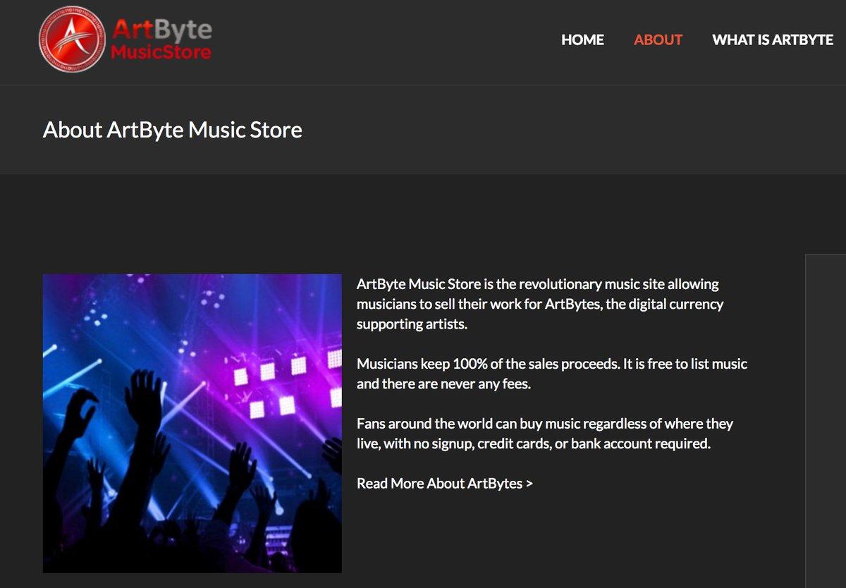 A revolution is happening in #music  https:// music.artbyte.me  &nbsp;    #MusicPress #indie #IndieMusic #musicnews #musicians #popmusic #NewMusic #art<br>http://pic.twitter.com/9DqKiOi2up