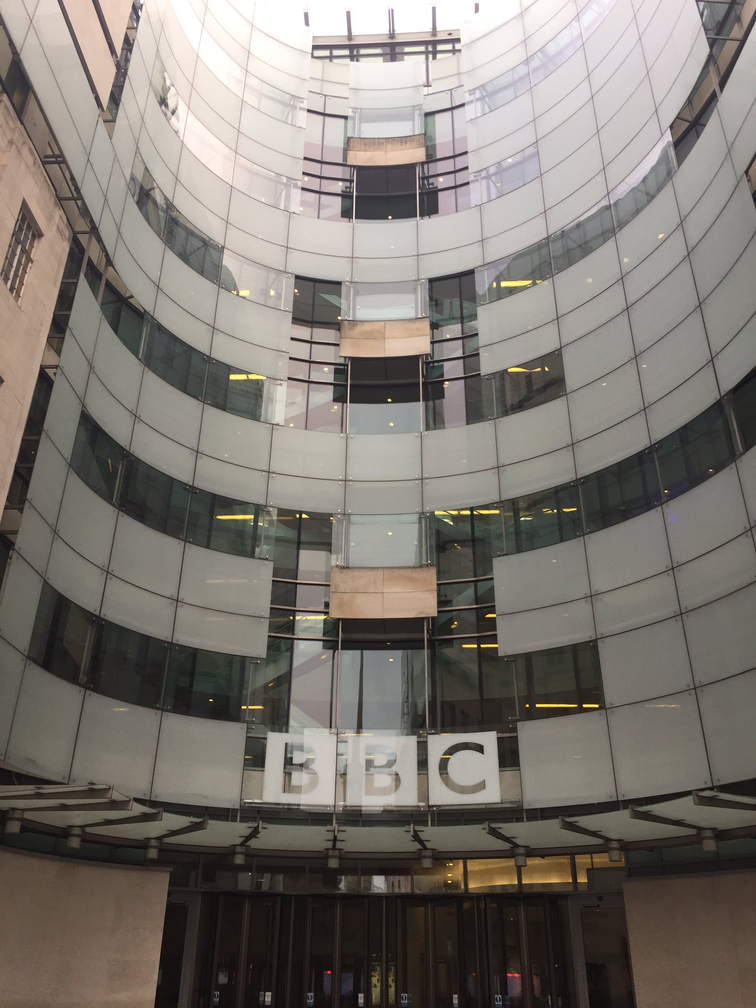 Just arriving at the @bbcnews to do interviews on today's publication Of CQC #StateofMH report https://t.co/HB4Uoqh3Rn https://t.co/Cik248oUuL