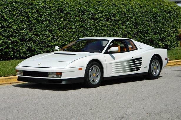 Good morning &amp; Happy #ThrowbackThursday everyone  #classiccars #Ferrari #italiancars #enzari #80s #retro #design<br>http://pic.twitter.com/cCM4Xrs9YP
