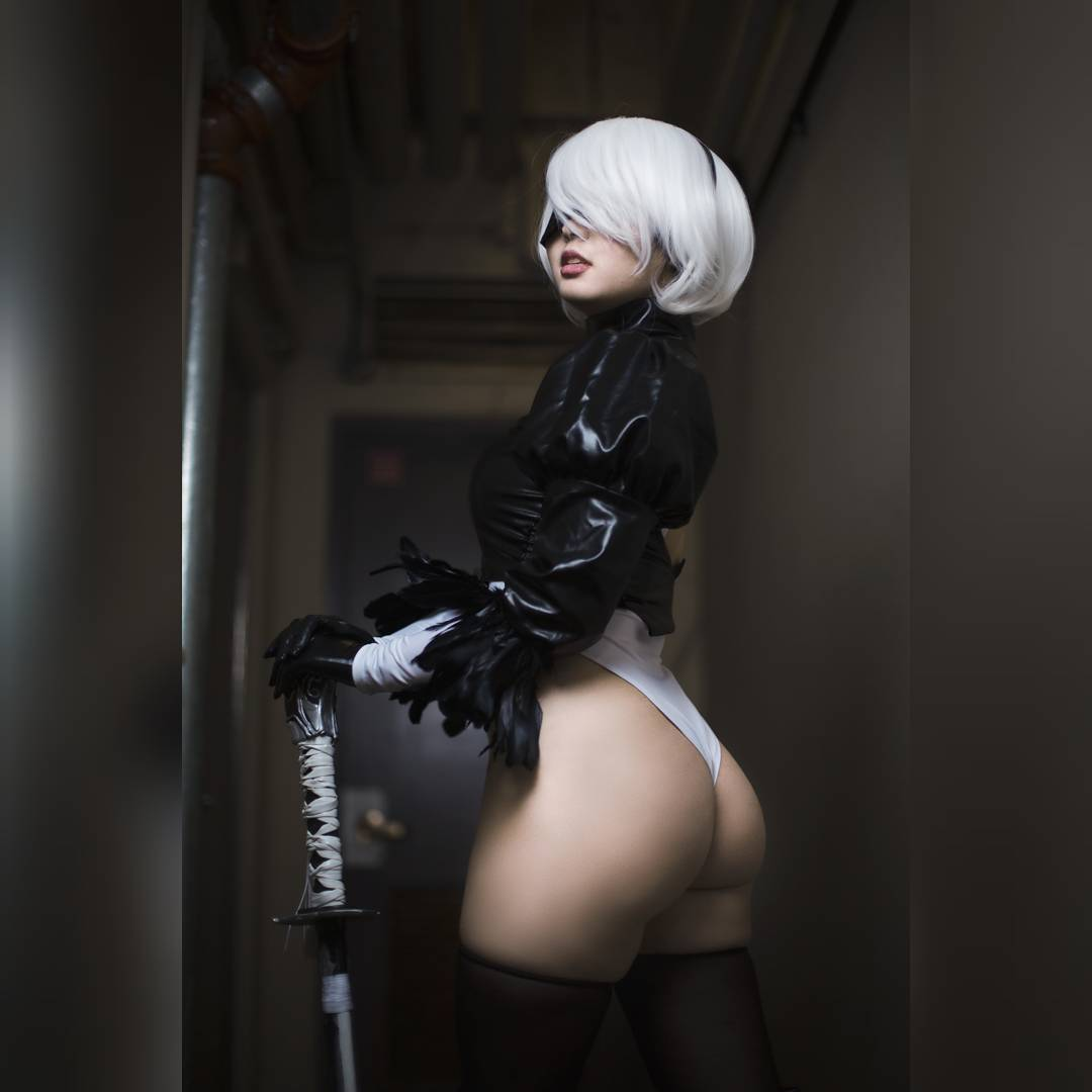 Best cosplay of 2b nier of history 10
