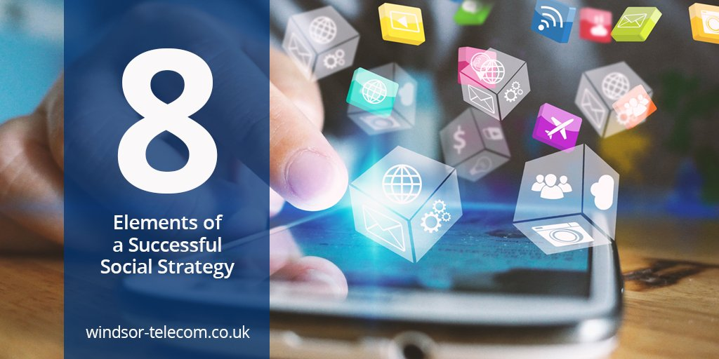 8 Elements for a successful social strategy  http:// bit.ly/2uacolP  &nbsp;   #SmallBusinessMarketing #MarketingStrategy<br>http://pic.twitter.com/AXoOk8FfFa