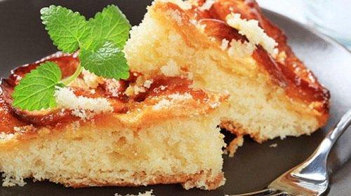 рецепт приготовления вкусного пирога