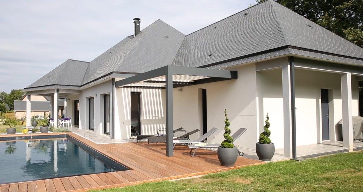 prix d une maison en cool le prix duune maison en paille with prix d une maison en stunning. Black Bedroom Furniture Sets. Home Design Ideas