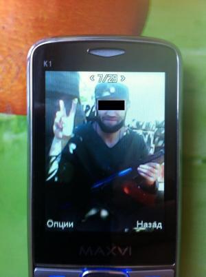 В КПВВ «Станиця Луганська» прикордонники затримали члена НЗФ із «Вітязя»