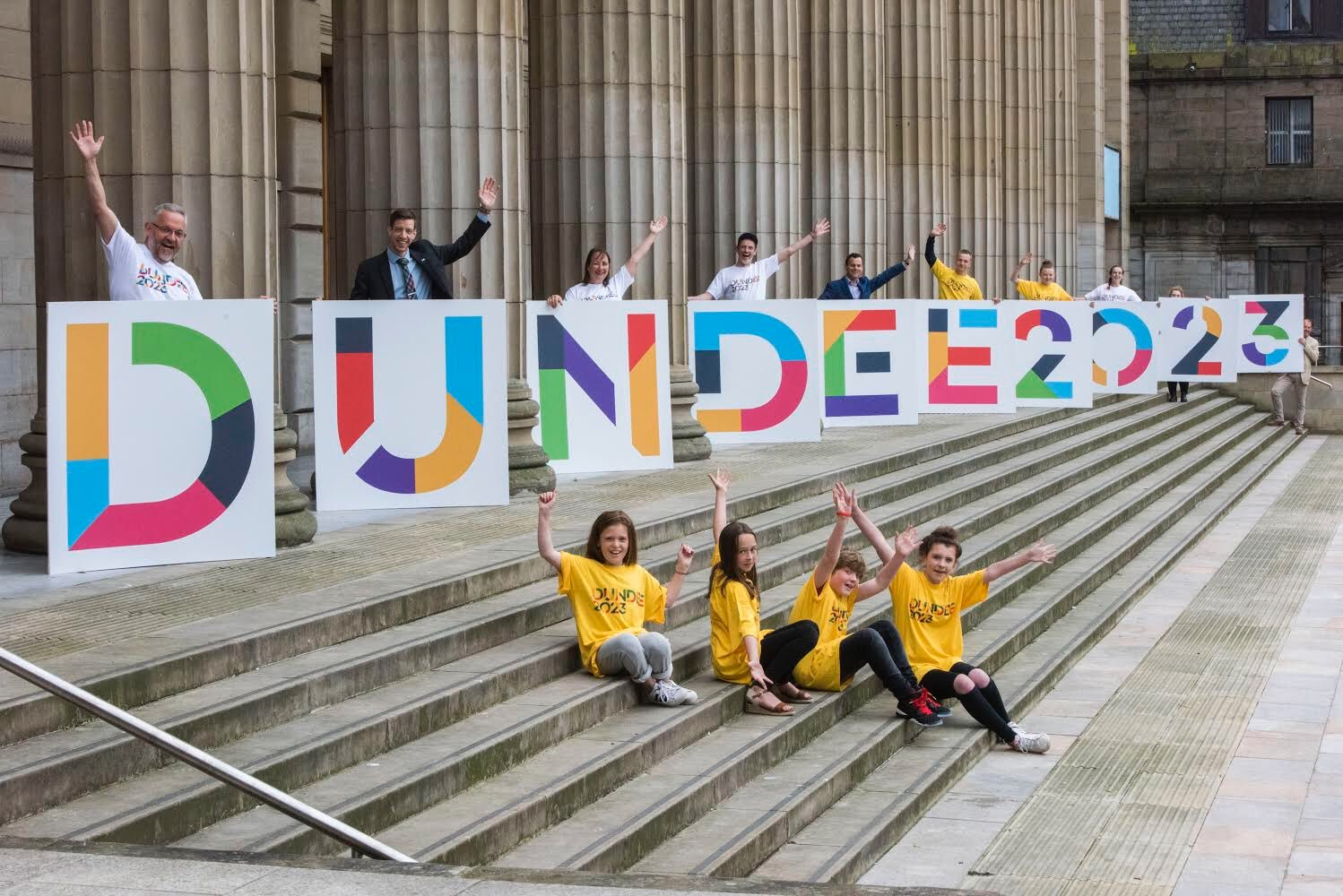 Today Dundee launches its #dundee2023 bid - to celebrate we'll be sharing just a few of the ways we're linked with our friends in Europe https://t.co/6cYJxE3Ud9