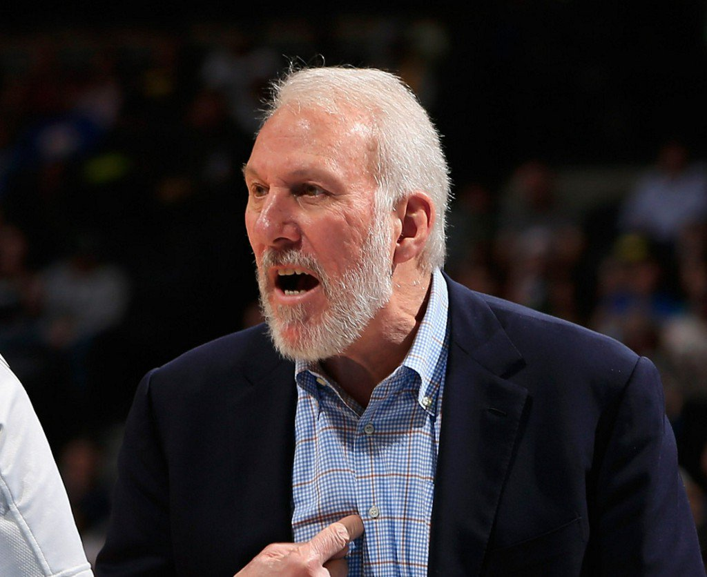 Gregg Popovich poignantly addresses racial divisions