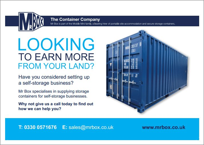 Mr Box Containers on Twitter Looking to earn more from your land