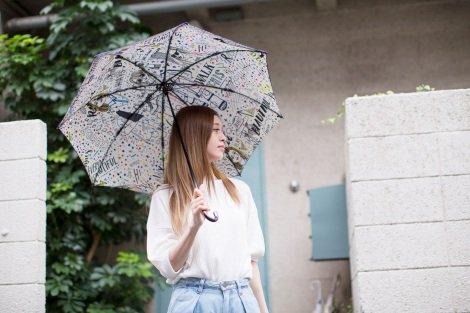 """ファミマで手に入る! 「Shogo Sekine」コラボの""""激カワ""""折りたたみ傘(写真 全8枚) @famima_now #ファミマ #FamilyMart  https://t.co/LtX5iOYREx"""