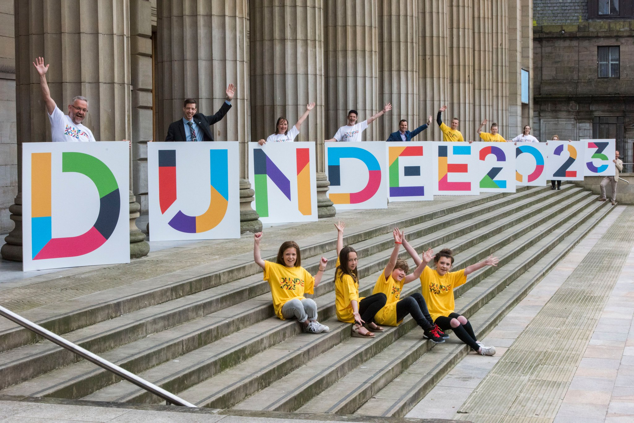 We're delighted to be supporting Dundee's bid for European Capital of Culture 😍  Let's make it happen #Dundee2023 https://t.co/uR7lWlck4j