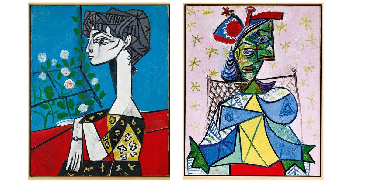 Les surprenants Picasso de Picasso à Landerneau https://t.co/D822UeBWUG par @Makleiber #JDD