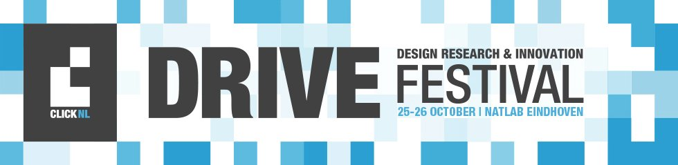 The Design Research &amp; Innovation Festival is coming up! 25 &amp; 26 October. Check the programme:  https://www. clicknl.nl/drive  &nbsp;   #DRIVE #Eindhoven #DDW<br>http://pic.twitter.com/5o95lYPP8V